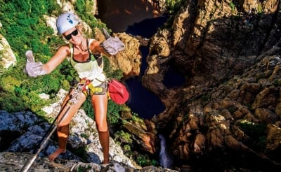 Abseil in Cape Town